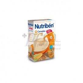 NUTRIBEN 8 GETREIDE HÖNIG UND SCHALENOBST 600 G