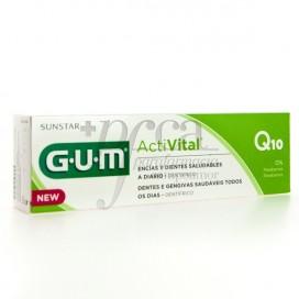GUM ACTIVITAL GEL DENTIFRICO 75 ML
