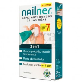 NAILNER ANTI-NAIL FUNGUS PENCIL 2IN1 4 ML