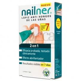 NAILNER LÁPIS ANTI FUNGOS DAS UNHAS 2EN1 4 ML