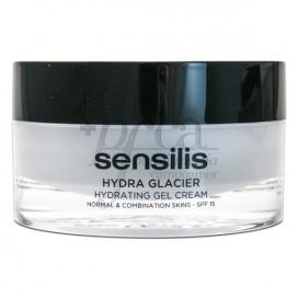 SENSILIS HYDRA GLACIER GEL CREMA SPF15 50ML