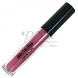 SENSILIS GLOSS SHIMMER LIPS 10 BONBON 6.5ML