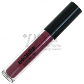 SENSILIS GLOSS SHIMMER LIPS 11 BORDEAUX 6.5ML