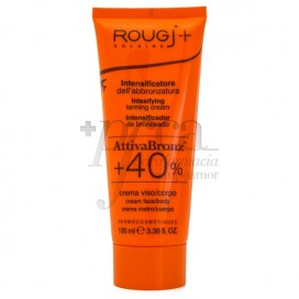 ATTIVA INTENSIFICADOR BRONCEADO 40% 100ML ROUGJ