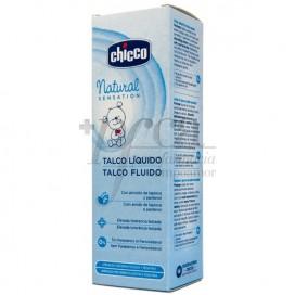 CHICCO NATURAL SENSATION TALCO LIQUIDO 100ML