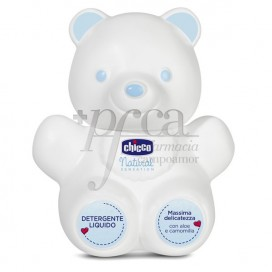 CHICCO NATURAL SENSATION BADEGEL TEDDY 300ML