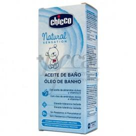 NATURAL SENSATION ÓLEO DE BANHO CHICCO 200 ML