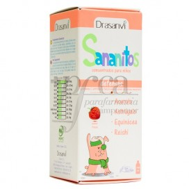 SANANITOS DEFESAS 150 ML