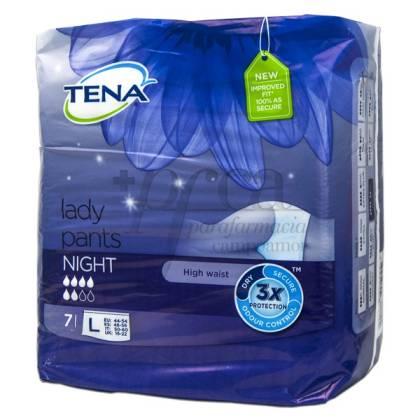 TENA LADY PANTS NIGHT T/G 7U