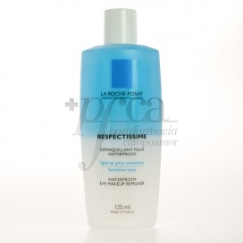 RESPECTISSIME DESMAQUILLANTE WATERPROOF 125ML