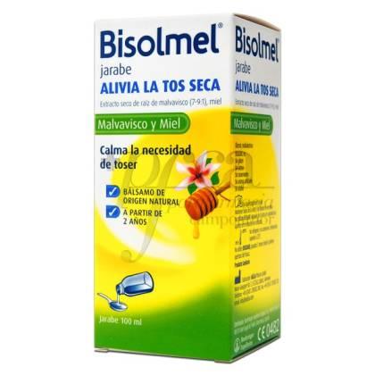 BISOLMEL JARABE 100 ML