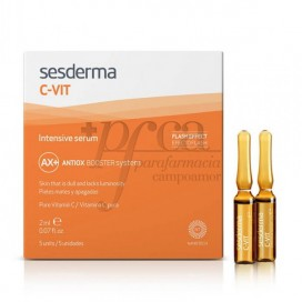 C-VIT INTENSIVE SERUM 5X 2ML AMPOLLAS