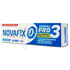 NOVAFIX FORMULA PRO 3 NO FLAVOUR 50 G
