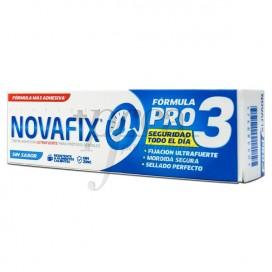 NOVAFIX FORMULA PRO 3 SEM SABOR 50 G