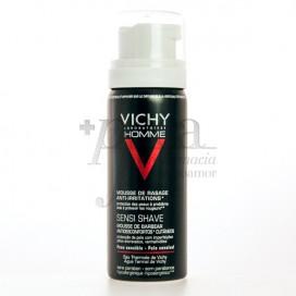 VICHY HOMME ESPUMA DE AFEITAR 50 ML