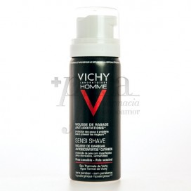 VICHY HOMME RASIERSCHAUM 50 ML