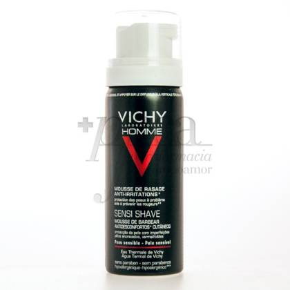 VICHY HOMME ESPUMA DE AFEITAR 50ML