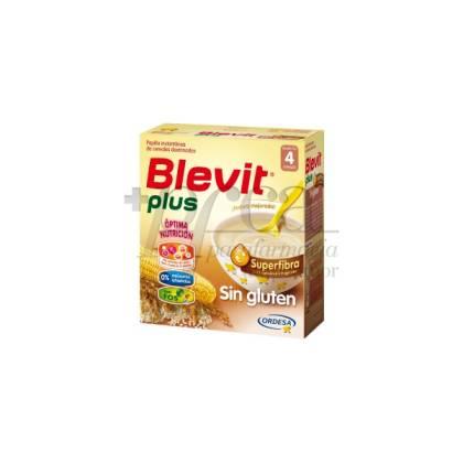 BLEVIT SUPERFIBRA APTO SIN GLUTEN 600G