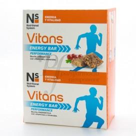 NS VITANS ENERGY PERFORMANCE 16 U FRUTOS ROJOS