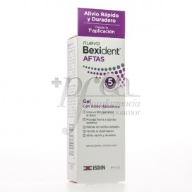 BEXIDENT AFTAS MOUTH GEL 8 ML