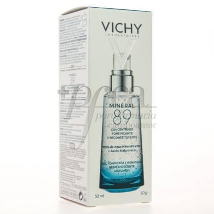VICHY MINERAL 89 CONCENTRADO FORTIFICANTE 50ML