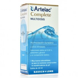 ARTELAC COMPLETE MULTIDOSE 10 ML