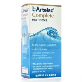 ARTELAC COMPLETE MULTIDOSE 10ML