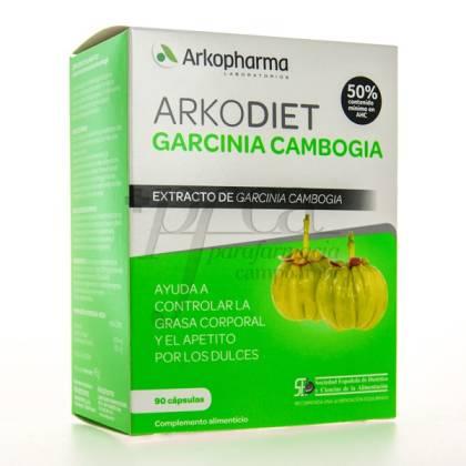 GARCINIA CAMBOGIA ARKODIET 90 CAPS