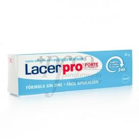 LACERPRO FORTE DENTAL PROSTHESIS ADHESIVE 40 G