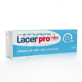 LACER PRO FUERTE CREMA FIJADORA 70 GR