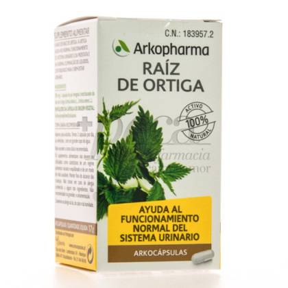 ARKOCAPHARMA RAIZ DE ORTIGA 45 CAPS