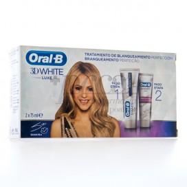 ORAL-B 3DWHITE TRATAMENTO DE BRANQUEAMENTO
