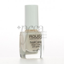 ROUGJ NAIL CARE BASE ANTI-AMARILLO 4,5 ML 22