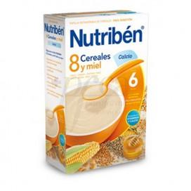 NUTRIBEN 8 CEREAIS E MEL CÁLCIO 300 G