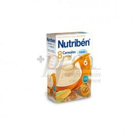 NUTRIBEN 8 GETREIDE UND HÖNIG KALZIUM 600 G
