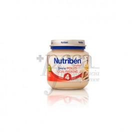 NUTRIBEN INICIO POLLO CON PATATAS 130 G
