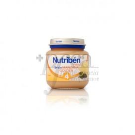 NUTRIBEN INÍCIO MAÇÃ GOLDEN 130 G