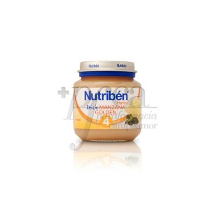 NUTRIBEN INICIO MANZANA GOLDEN 130 G