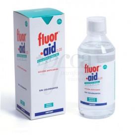 FLUOR AID 0.05 COL 500 ML