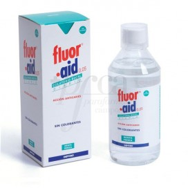 FLUOR AID 0,05 MOUTHWASH FOR DAILY USE 500 ML