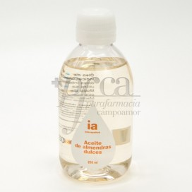 INTERAPOTHEK SWEET ALMOND OIL 250 ML