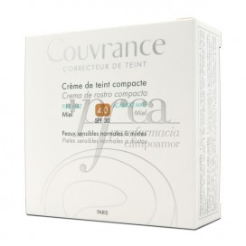 AVENE COUVRANCE COMPACT FOUNDATION MATE 04 HONEY