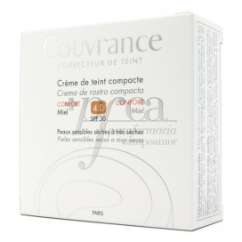 AVENE COUVRANCE CREME COMPACTA CONFORT SPF30 04 MEL