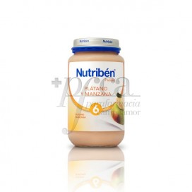 NUTRIBEN GR BANANA- APPLE