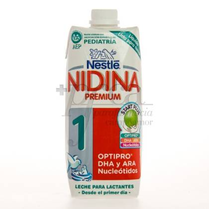 NIDINA 1 PREMIUM LIQUID 500ML