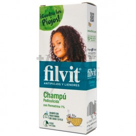 FILVIT ANTI-PARASITES SHAMPOO 100 ML