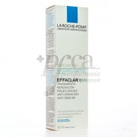 EFFACLAR K+ PELE OEOSA 30 ML