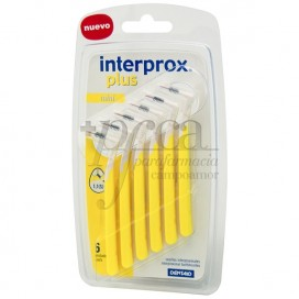 CEPILLO DENTAL INTERPROX PLUS MINI 6 U