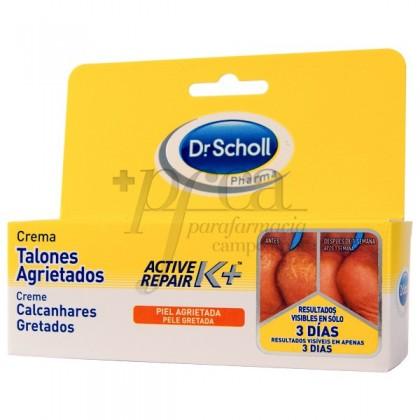 DR SCHOLL TALONES  AGRIETADOS CREMA 60 M