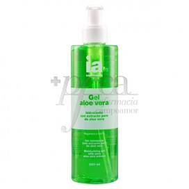 INTERAPOTHEK GEL WITH PURE ALOE VERA EXTRACT 250ML